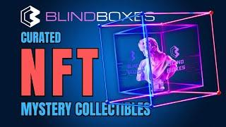 """Purchase NFT """"Mystery Boxes"""" With Blind Boxes"""