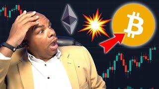 BITCOIN & ETHERUEM ARE HITTING CRITICAL LEVELS!!!!!! WATCH THIS VIDEO NOW!!!!!!
