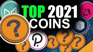 Top 10 Crypto Coins in 2021 (Smart Money Picks)