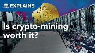 Why does bitcoin use so much energy? | CNBC Explains