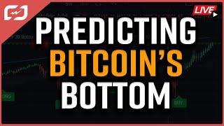 Where Bitcoin Price Dip bottoms before return to ATH! Is Ethereum right behind? Coffee N Crypto Live