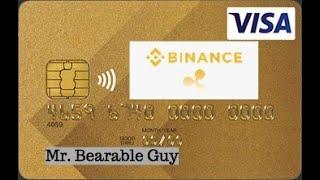 Users Can Buy XRP On Binance Using Visa Cards. Is This The End Of Toast Wallet?