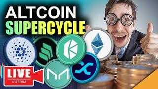 ETHEREUM All Time High (ALTCOIN SUPERCYCLE BEGINS)