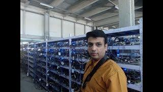 Real Crypto Currency Mining Setup In China Video By Kartike Kanwar