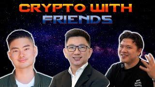 HUGE $1.5 Billion Buy into Bitcoin? Crypto with Friends