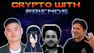 Crypto with Friends: Calm before the storm? What can we expect in crypto this week?