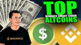 TOP BINANCE SMART CHAIN (BSC) GEMS - [Big Potential  For $$$...]