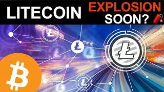 LITECOIN EXPLOSION SOON? | The New LTC Four Year Cycle