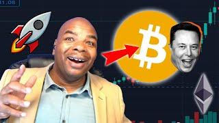 BITCOIN & ETHEREUM BITCOIN IS SURGING RIGHT NOW!!!!! [how to trade it]
