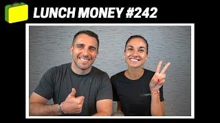 Lunch Money #242: Bitcoin, ECB, NBA Top Shot, Tonal, Dad Bods, #ASKLM