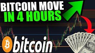 WATCH THESE BITCOIN & ETHEREUM LEVELS NOW! [Move In 4 Hours...]