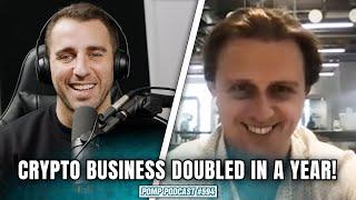 This Crypto Business Doubled Their Assets In A Year   Nik Storonsky   Pomp Podcast #594