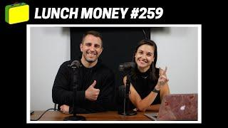 Lunch Money #259: Druckenmiller, Synthesis, Economy, Doge, Goats, #ASKLM