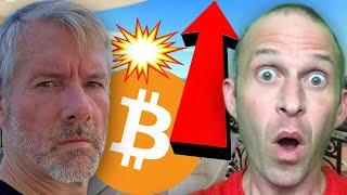 BITCOIN FLASHES HUGE MICHAEL SAYLOR BUY SIGNAL!!!!!!! [my EXACT price prediction..]