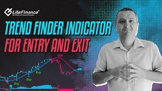 Crypto and FX: How to detect the trend + secret hint   LiteFinance