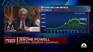 Fed Chair Jerome Powell: Undecided on need for central bank digital currency