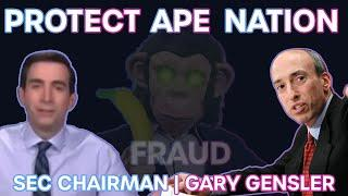 SEC Chairman Gary Gensler on Darkpools & AMC Situation    CNBC FULL INTERVIEW    Validates the APES