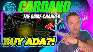 CARDANO WILL CHANGE THE ENTIRE CRYPTO ECOSYSTEM!! (SHOULD YOU BUY ADA?!)