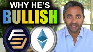 Chamath Palihapitiya BULLISH on NFTs 2021 (HUGE NFL Crypto News)