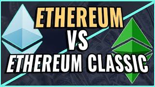 Ethereum Classic will never pass Ethereum! Here is Why! + Bitcoin Bears are fighting hard!