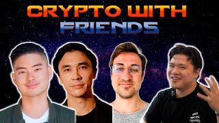 DOGE coin MANIA taking over! Crypto with Friends