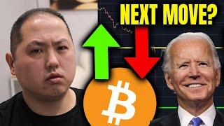 BITCOIN'S NEXT MOVE - UP OR DOWN??