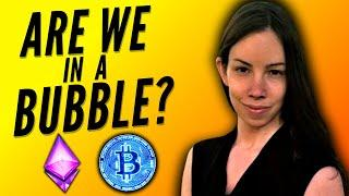 Lyn Alden Bitcoin and Ethereum - Are we in a BUBBLE? How we could see a CRASH   August 22, 2021