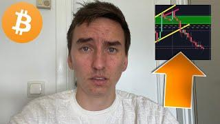 ️ HUGE WARNING TO ALL BITCOIN TRADERS RIGHT NOW!!!!!!!!