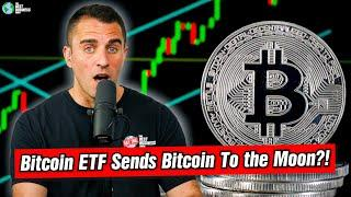 Bitcoin ETF Will Send Us To The Moon
