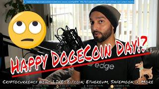 Dogecoin Day | Former Lead Regulators Join Crypto Companies | WeWork | Venmo | Safemoon | More News!