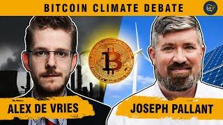Bitcoin Climate Debate: Overblown FUD or genuine threat? | Cointelegraph Crypto Duel