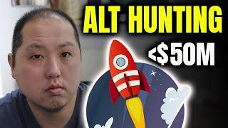 ALTCOIN HUNTING - FINDING THE NEXT GEM UNDER $50M MARKET CAP!!