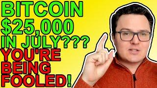 Bitcoin Dump To $25,000 On July 13th [Grayscale Drama Explained]