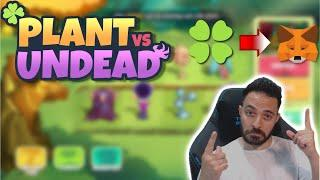 HOW TO ADD PVU TOKEN TO METAMASK | PLANT VS UNDEAD