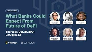 What banks could expect from future of DeFi