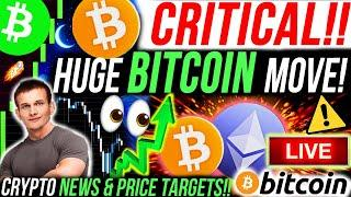 BITCOIN HUGE MOVE!! F2 POOL DUMP?! MY NEXT TRADE!! BULLISH ALTCOINS!! BTC & ETHEREUM NEWS