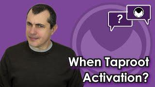 Learn About Bitcoin Taproot Activation & See the Numbers for Yourself [May 23, 2021]