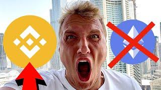 WILL BINANCE BNB FLIP ETHEREUM RIGHT NOW!!!!!!!!!!!!!!!!!!!!!!!?