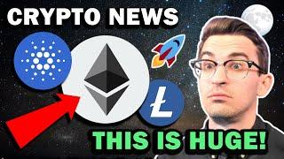 CRYPTO NEWS - ALTCOINS ARE READY, BUYING DEMAND RISING, ETH $1500!