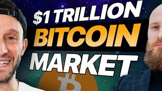 BITCOIN'S MARKET CAP BREAKS $1 TRILLION | Charting w/Crypto Birb & Scott Melker