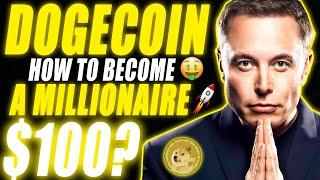 How To Become A Dogecoin Millionaire?  DOGECOIN Price Prediction 2021 | DOGECOIN News Today