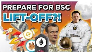Binance Smart Chain is better than Ethereum for MAKING MONEY?!