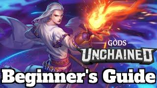 Gods Unchained Tutorial and Beginner's Guide! How to Play for New Players!