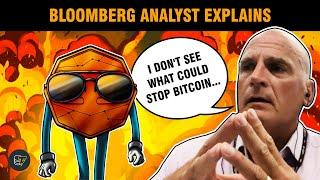 """Bitcoin to 10x over 10 years makes a lot of sense"" 