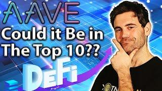 Aave: Top DeFi Play in 2021? Why It's on My RADAR!!
