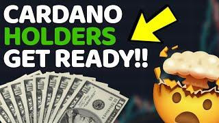 CARDANO HOLDERS THIS IS INSANE!!   DAILY CARDANO UPDATE   CRYPTO NEWS   CARDANO NEWS   ALTCOINS