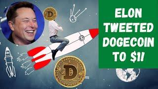 DOGECOIN To $1? My Thoughts On Elon Musk Latest Tweet About DOGECOIN | DOGE Update