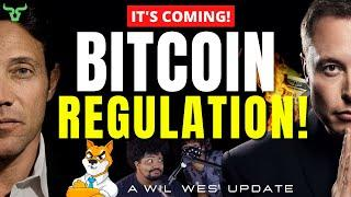 BITCOIN REGULATION IS COMING!!! The Truth! (Watch in 24Hrs)