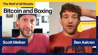 "Winning the Bitcoin fight with UFC Champion Ben ""Funky"" Askren"