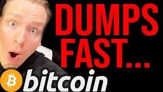 BITCOIN IN DANGER ZONE!!!! [BIG WARNING]  WATCH BEFORE THURSDAY!!! ALTCOIN SEASON IS NEXT...